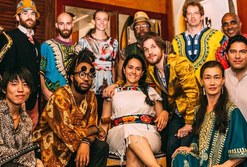 Gizelxanath & the Afro-Yaqui Music Collective