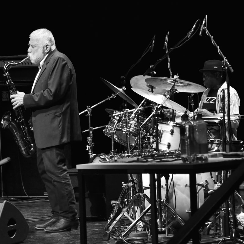 Peter Brotzmann Andrew Cyrille