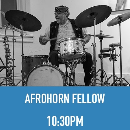 AfroHorn Fellow