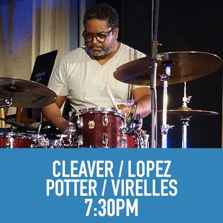 Gerald Cleaver Chris Potter David Virelles Brandon Lopez