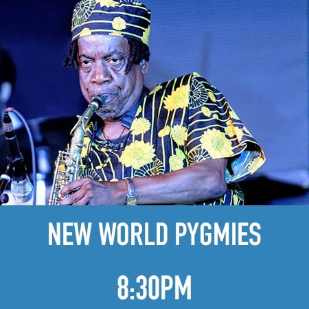 Jemeel Moondoc New World Pygmies