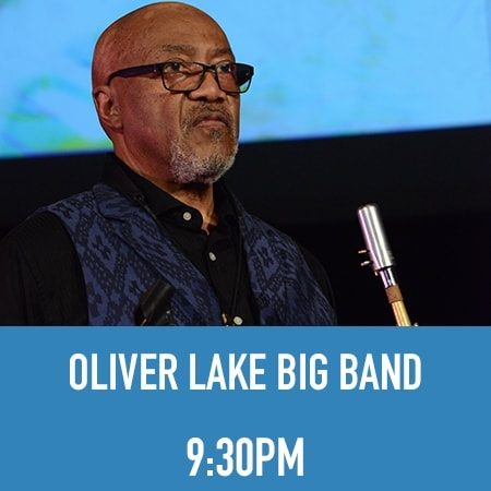 Oliver Lake Big Band