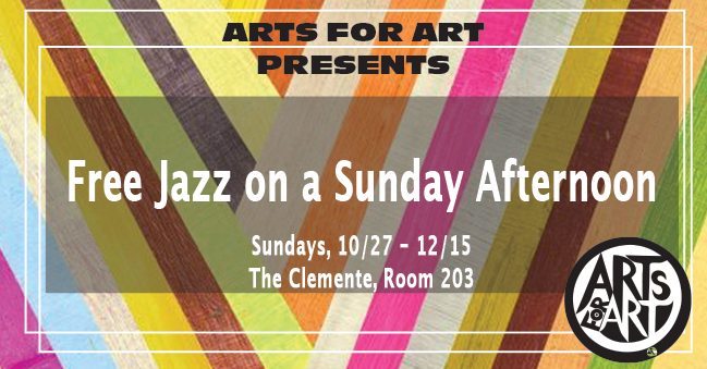 Free Jazz on a Sunday Afternoon